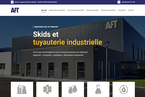 AFT-Industry site web
