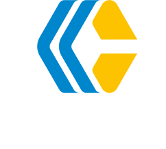 Logo Cobject négatif